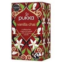 Pukka Vanilla Chai Tea 20 Teabags