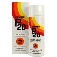 Riemann P20 Once A Day SPF20 200ml