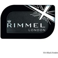 Rimmel Magnif'Eyes Mono Eye Shadow 014 Black Fender