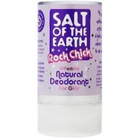 Salt Of The Earth Rock Chick Natural Deodorant Stick for Kids 90g