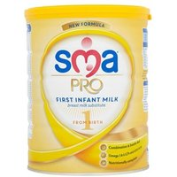 SMA Pro First Infant Milk 1 (From Birth) 800g