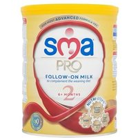SMA Pro Follow-on Milk 2 (6+ months) 800g