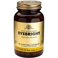Solgar Eyebright Vegetable Capsules 100 Vegicaps