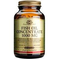 Solgar Fish Oil Concentrate 1000 mg Softgels 120 softgels