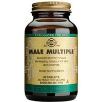 Solgar Male Multiple Tablets 60 tablets