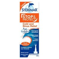 Sterimar Stop & Protect Cold and Sinus Relief 20ml