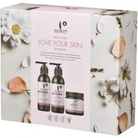 Sukin Love Your Skin Face Care Kit - Sensitive