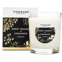 Tisserand Sweet Orange & Cinnamon Candle 100g