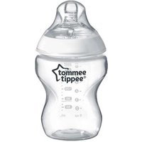 Tommee Tippee Closer to Nature Feeding Bottles (0m+) 260ml 2x260ml