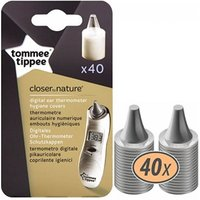 Tommee Tippee Digital Ear Thermometer Hygiene Covers 40 covers