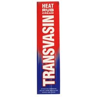 Transvasin Heat Rub Cream 40g