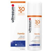 Ultrasun Family High Sun Protection Lotion for Sensitive Skin 150ml