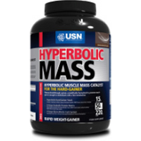 USN Hyperbolic Mass Powder 2000g Strawberry