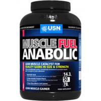 USN Muscle Fuel Anabolic 2kg Vanilla