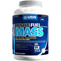 USN Muscle Fuel Mass 2kg Vanilla