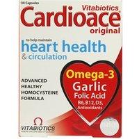 Vitabiotics Cardioace 30 capsules