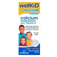 Vitabiotics WellKid Calcium Liquid 150ml