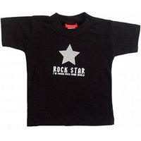 Xplorys Silly Souls Rock Star Tee Shirt - Size 86 cms