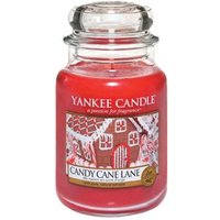 Yankee Candle Housewarmer Jar - Candy Cane Lane Medium