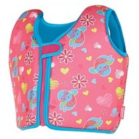 Zoggs Ms Zoggy Swimsure Jacket Pink 2-3 years