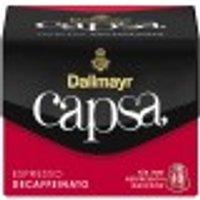 Dallmayr Capsa Espresso Decaffeinato Intensität 6 Nespresso kompatible Kapseln 10x 5,6 g
