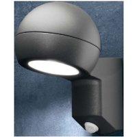 34222  - LED-Aussenwandleuchte 3000K struktur/anth 34222