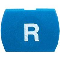 ZB6YD626  - Tastplatte blau rechteckig ZB6YD626