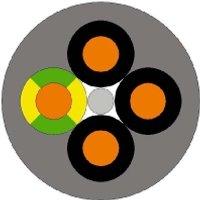 1119203  - ÖLFLEX CLASSIC 110 3G1 1119203