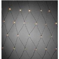 3727-100  - LED Lichternetz 80LEDs wws Batterie 3727-100