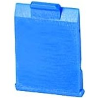820394-0106-I  - Staubschutzklappe E-DAT Modul blau 820394-0106-I