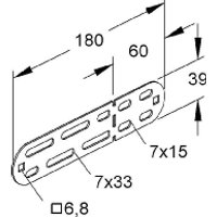 LIV 60  - Universalverbinder LIV 60
