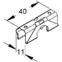 RDHF 9 E2  - Deckelhaltefeder RDHF 9 E2