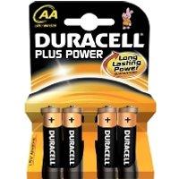 PlusPower-AA (K.4)  - Alkaline-Batterie 1,5V (MN1500/LR6) PlusPower-AA (K.4)