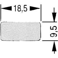 3SB2901-2MF  - Bezeichnungsschild Symbol: O I 3SB2901-2MF