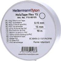 Flex 15-WH15x10m  - PVC Isolierband weiss Flex 15-WH15x10m
