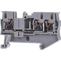 PT 2,5-TWIN  - Durchgangsreihenklemme 0,14-4qmm, 5,2mm, gr PT 2,5-TWIN