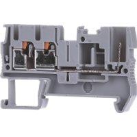 PT 2,5-TWIN/1P  - Durchgangsreihenklemme 0,14-4qmm, 5,2mm, gr PT 2,5-TWIN/1P