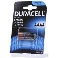 Ultra-AAAA (Bli.2)  - Alkaline-Batterie 1,5V (MX2500) Ultra-AAAA (Bli.2)