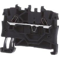 2000-1205  - 2L-Durchgangsklemme 1qmm schwarz TopJob 2000-1205