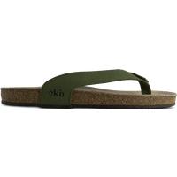 Sandal / Olive Vegan