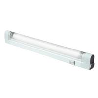 KnightsBridge T5 G5 Under Cabinet Linkable Fluorescent Fitting With Diffuser - 35 Watt