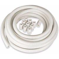 Term Tech 20mm Flexible Conduit Contractor Pack - White