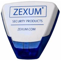Pyronix Deltabell LED & Strobe with Backlight Zexum Cover Decoy Alarm Bell Box