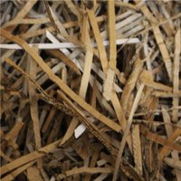 'Zexum Clean Recycled Cardboard Shavings For Horse Bedding Packing - 5kg