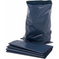 Zexum Heavy Duty Strong Garden Waste Builders Rubble Blue Sacks - 100 Pack