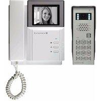 ESP Enterview 5 Black & White Door Entry Intercom Kit & Access Control Keypad