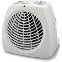 Dimplex 3kW Upright Fan Heater With Thermostat and Timer