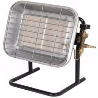 'Sealey Space Warmer Propane Heater With Stand 10,250-15,354btu/hr