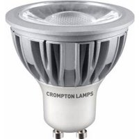 Crompton 5W LED COB GU10 Bulb - Warm White