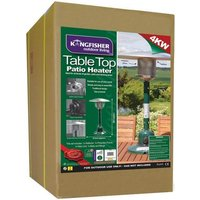 Kingfisher Outdoor Table Top Patio Heater
